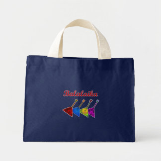 Balalaika Mini Tote Bag