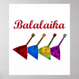 Balalaika Print