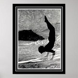 """Balance"" 12 x 16 Poster  Ca. 1930"