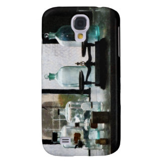 Balance and Bottles in Chem Lab Samsung Galaxy S4 Covers