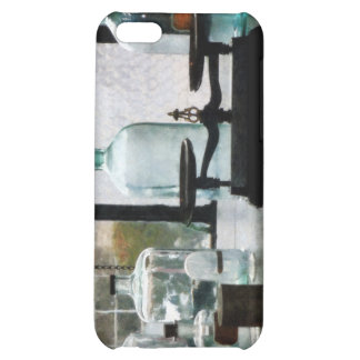 Balance and Bottles in Chem Lab Case For iPhone 5C