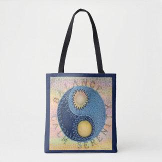 Balance, Calm, Serenity Tote Bag