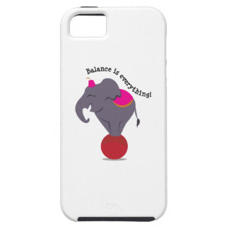 Balance Is Everything! iPhone 5 Covers
