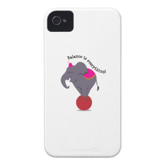 Balance Is Everything! Case-Mate iPhone 4 Case