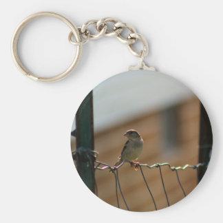 Balance Key Ring