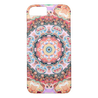Balance of Pastel Shapes iPhone 8/7 Case