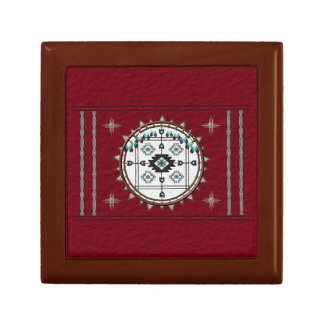 Balance Wood Gift Box w/ Tile