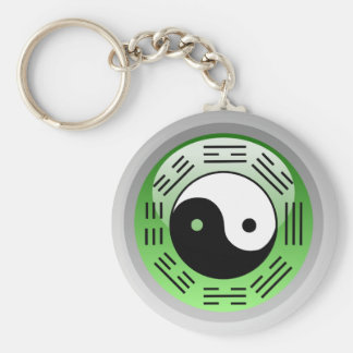 balanced healing keychain