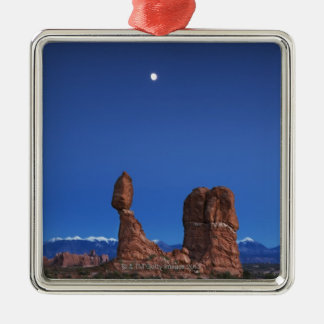 Balanced Rock Christmas Ornament