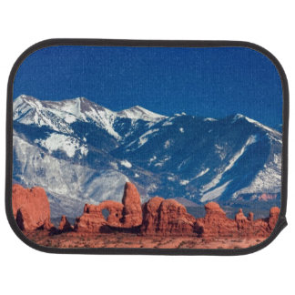 Balanced Rock Trail Car Mat