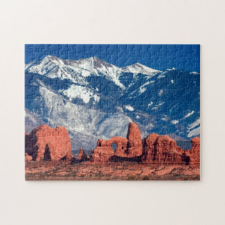 Balanced Rock Trail Jigsaw Puzzle