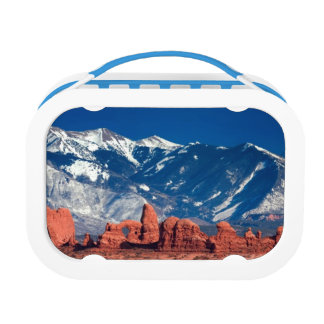 Balanced Rock Trail Lunch Box