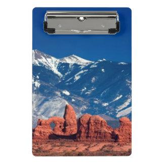 Balanced Rock Trail Mini Clipboard