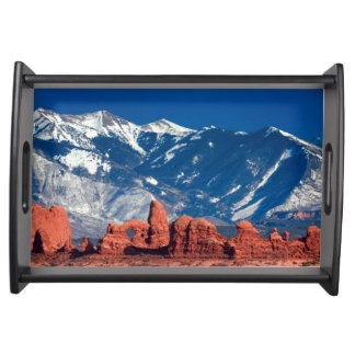 Balanced Rock Trail Serving Tray