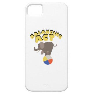 Balancing Act iPhone 5 Case