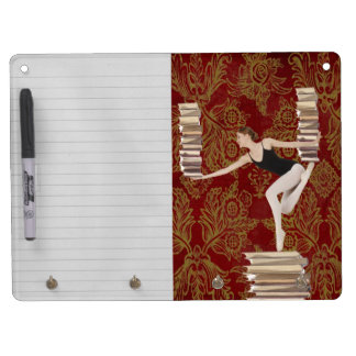 Balancing Act Dry-Erase Board