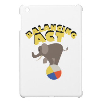 Balancing Act Cover For The iPad Mini