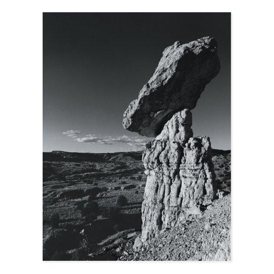 Balancing Rock, New Mexico Postcard