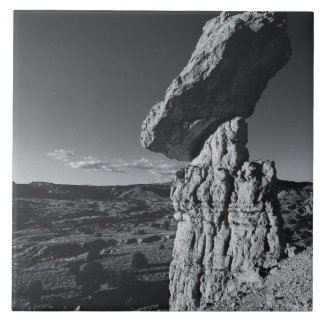 Balancing Rock, New Mexico Tile