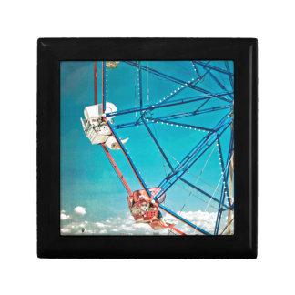 Balboa Ferris Wheel Small Square Gift Box