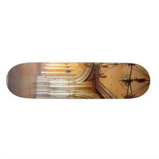 Balboa Park Column Skate Board Deck