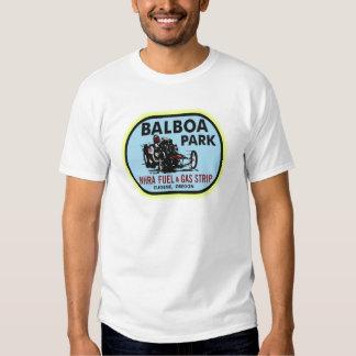 Balboa Park Drag Strip T Shirt