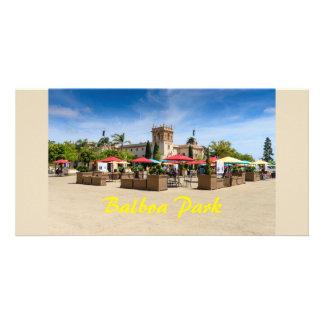 Balboa Park San Diego California Card