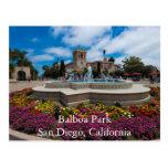 Balboa Park, San Diego, California Post Cards