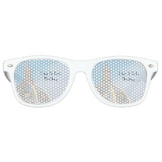 Balboa Park San Diego Mosaic Dome Retro Sunglasses