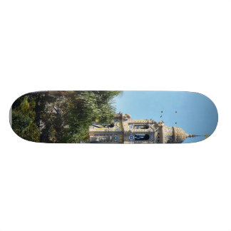Balboa Parks Towers 18.1 Cm Old School Skateboard Deck