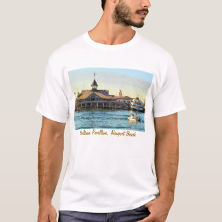 Balboa Pavillion, Newport Beach T-Shirt