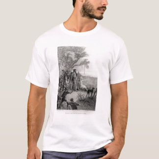 Balboa's First Sight of the Pacific Ocean T-Shirt