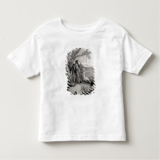 Balboa's First Sight of the Pacific Ocean Toddler T-Shirt