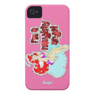 Balckberry bold - Naughty Angel Case-Mate iPhone 4 Case