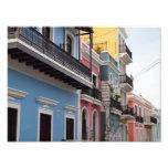 Balconies, Old San Juan, Puerto Rico