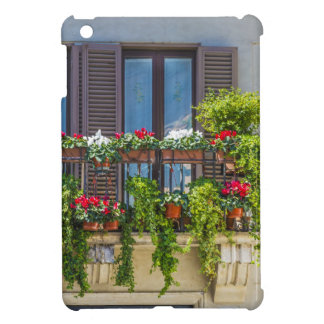 balcuny in piazza navona iPad mini cover