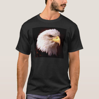 Bald Eagle American Eagle T-Shirt