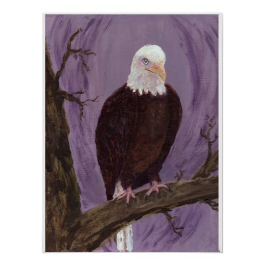 Bald Eagle Art Print