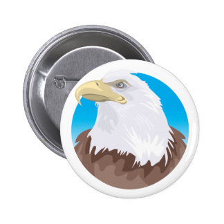 Bald Eagle Badge