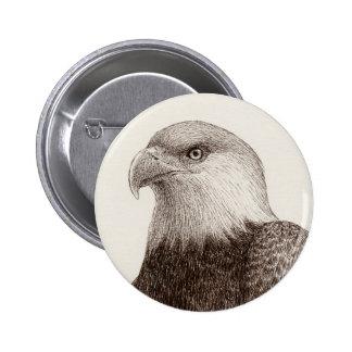 Bald Eagle Buttons