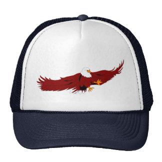 Bald Eagle cap Trucker Hats