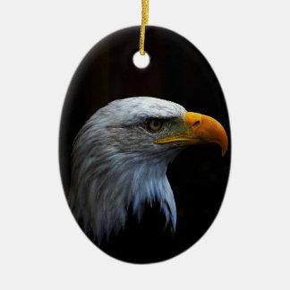Bald Eagle copy.jpg Ceramic Oval Decoration