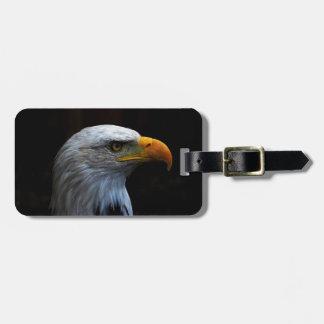 Bald Eagle copy.jpg Luggage Tag