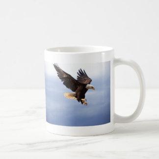 Bald Eagle Dive Coffee Mug