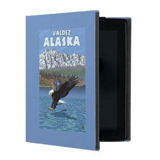 Bald Eagle Diving - Valdez, Alaska iPad Covers