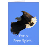 Bald Eagle Free Spirit Flight Collection Cards
