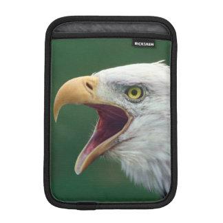 Bald Eagle (Haliaeetus leucocephalus) iPad Mini Sleeve