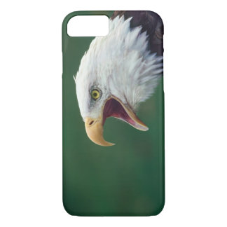 Bald Eagle (Haliaeetus leucocephalus) iPhone 8/7 Case