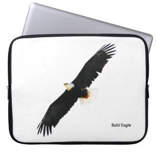 Bald Eagle image for Neoprene-Laptop-Sleeve Computer Sleeve