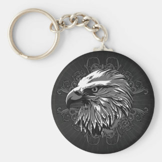 Bald Eagle Keychain Key Chains